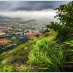 Nandi hills view greenery