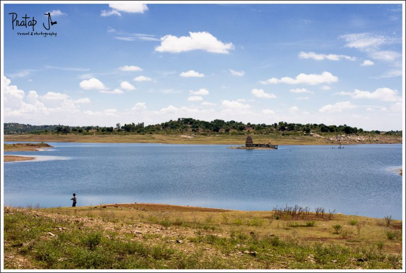 Thippagondanahalli Reservoir near Bangalore