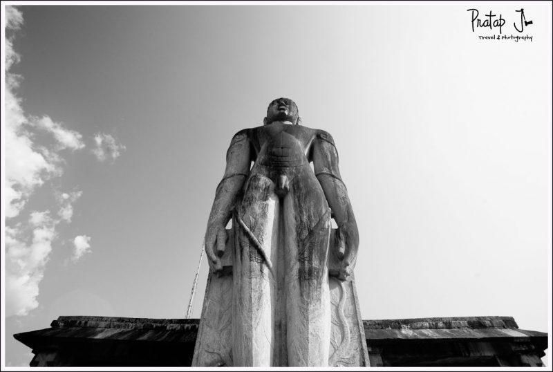 Gomata statue near Karkala