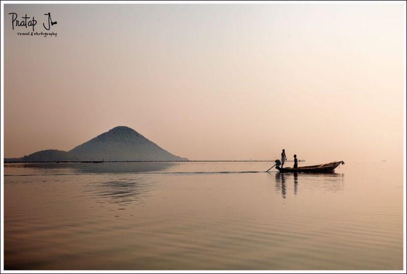 Chilka Lake at Orissa
