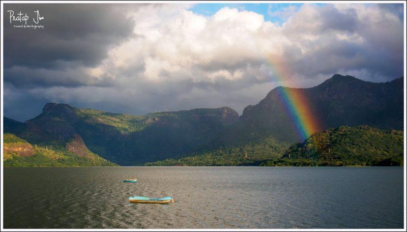 Rainbox at Valparai with OMD-E