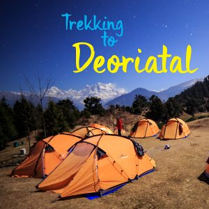 Winter Trek to Deoriatal and Tunganath (Uttaranchal)