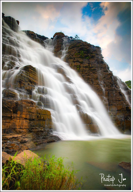 Tirathghar Waterfall