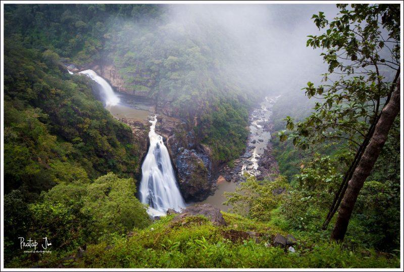 Cascading Magod Falls