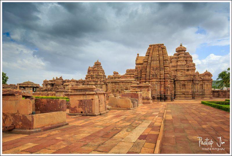 Pattadakal stone temples