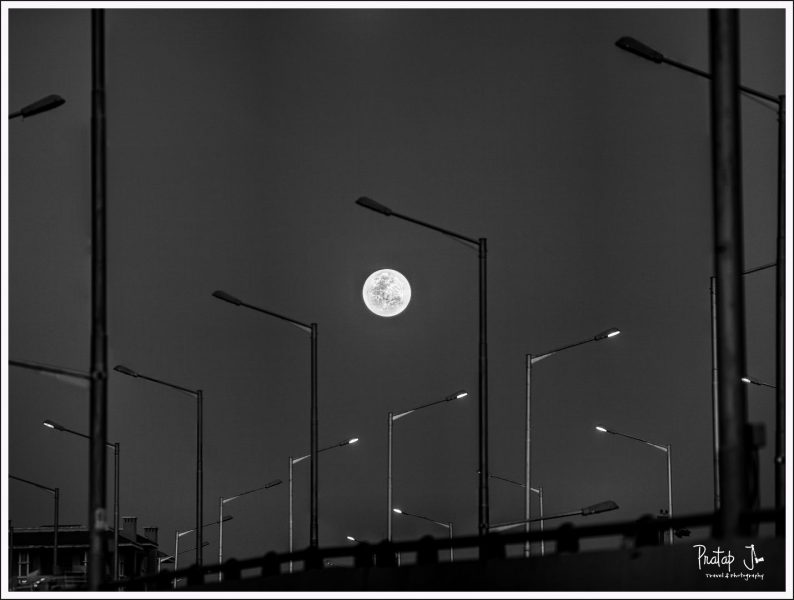 Super Moon on 19-Mar-11