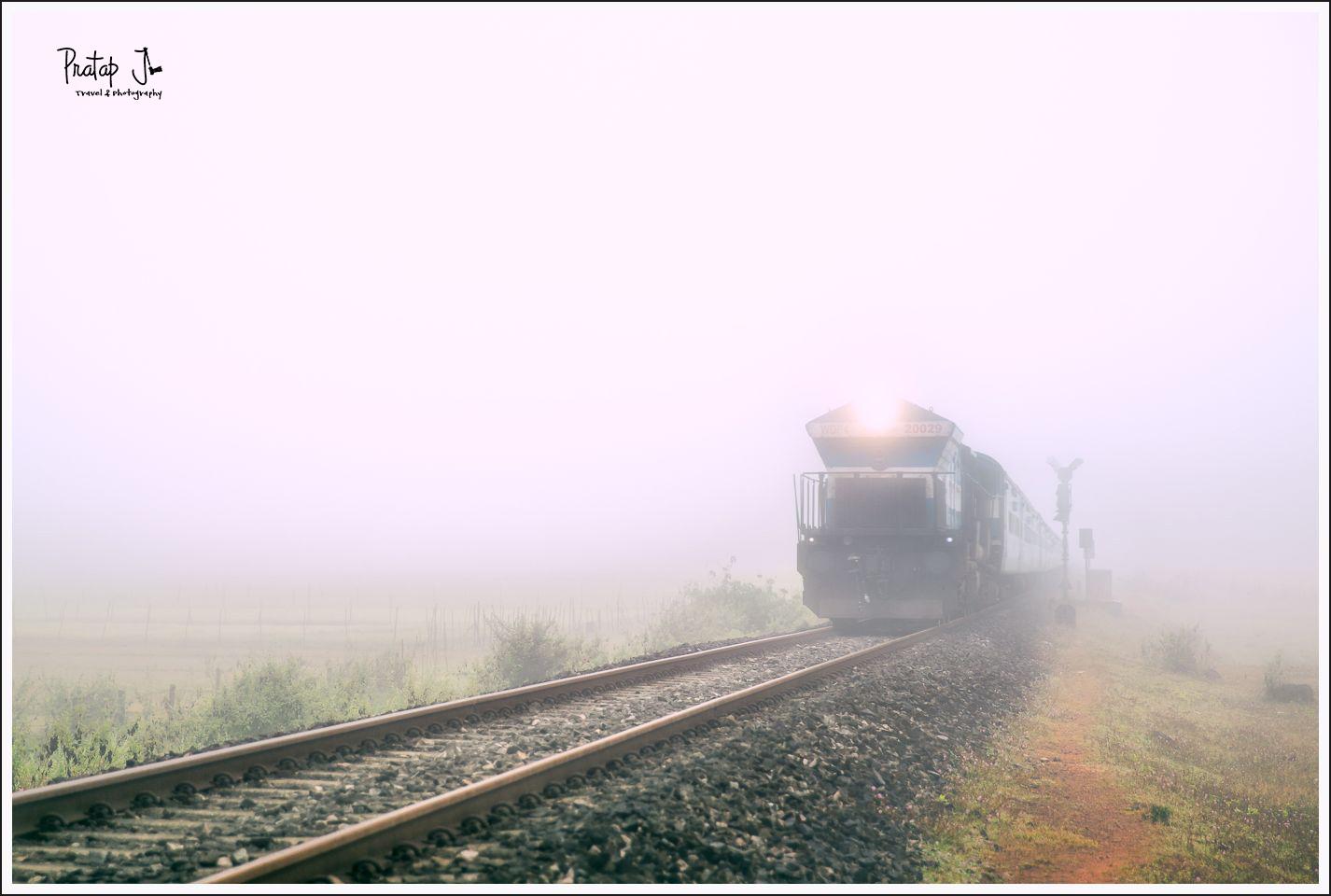 Talguppa Express to Sagara near Jog Falls