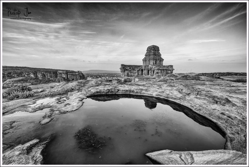 Upper Shivalaya Temple in Badami