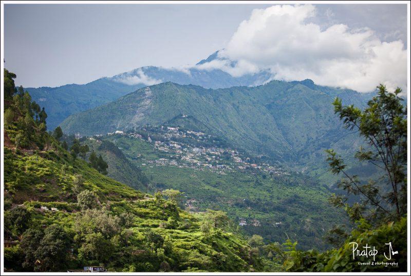 View of Joshimath
