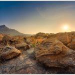 Sunrise near Nandi Hills