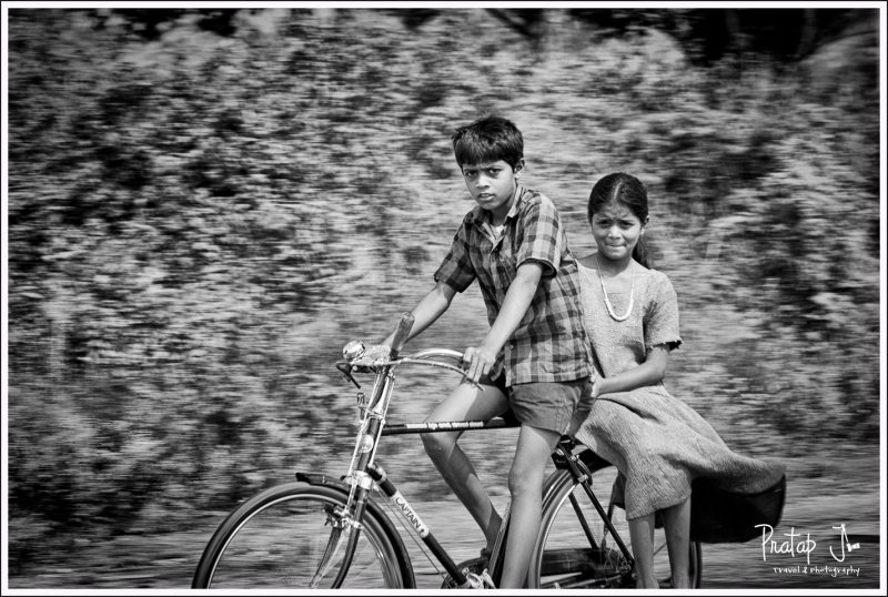 Kids on a Cycl