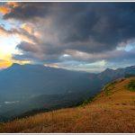 Sunset near Ghattikall