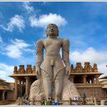 Gomata Statue at Shravanabelagola near Bangalore