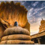 Lepakshi Temple Linga Statue