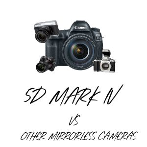 Canon 5D Mark IV Compared to Mirrorless Cameras
