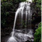 Waterfalls at Kemmangundi during Monsoon
