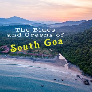 The Blues and Greens of South Goa
