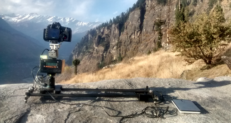 Shooting Timelapses in the Himalayas